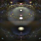 APO SPACE VISION by Günter Maria  Knauth