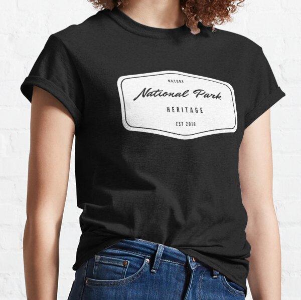 Nature National Park Heritage Classic T-Shirt