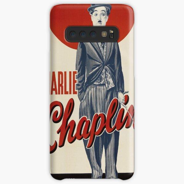 Chaplin classic Funda rígida para Samsung Galaxy