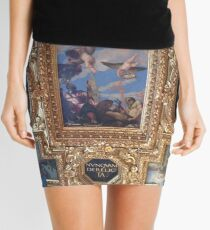The Doge's Palace in Venice Mini Skirt