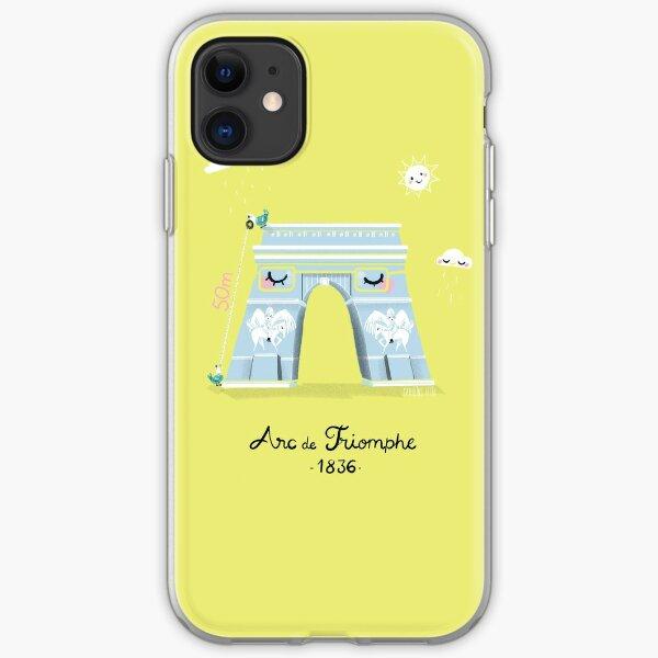 Arc de Triomphe Coque souple iPhone