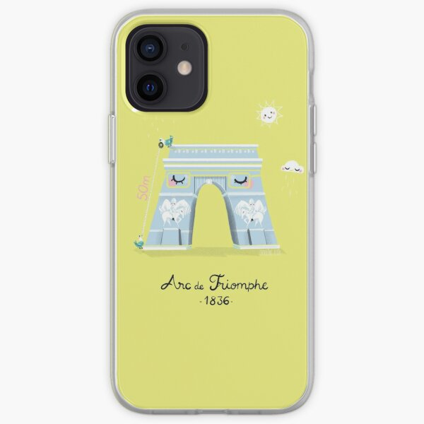 Arc de Triomphe Coque souple iPhone
