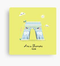Arc de Triomphe Impression sur toile