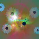 Flower Fractal Art by hurmerinta