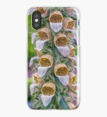 Grecian Foxglove iPhone Case/Skin