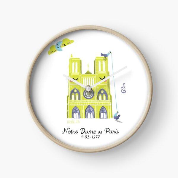 Notre Dame de Paris Horloge