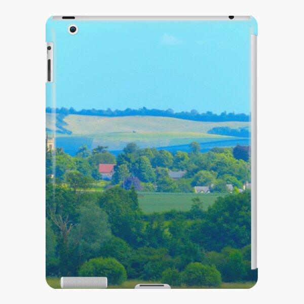 In The Distance - Guilden Morden in Cambridgeshire iPad Snap Case