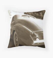 Classic Car 98 Throw Pillow