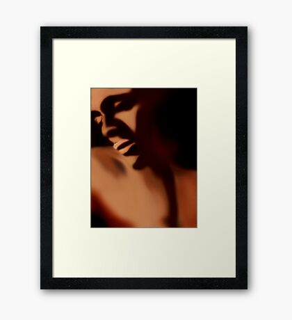Repose 2 Framed Print