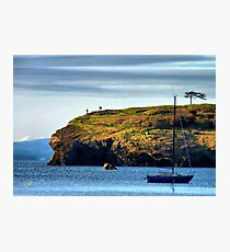 On the Edge of Paradise Photographic Print