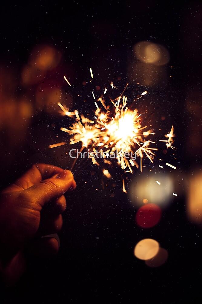 Wunderkerze Sparkler von ChristinaKey