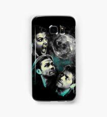 The Mountain Team Free Will Moon - Supernatural Edition Samsung Galaxy Case/Skin