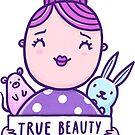 True beauty is cruelty free by kondratya
