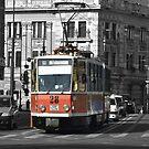 Tram 28 Cluj by gabriellaksz