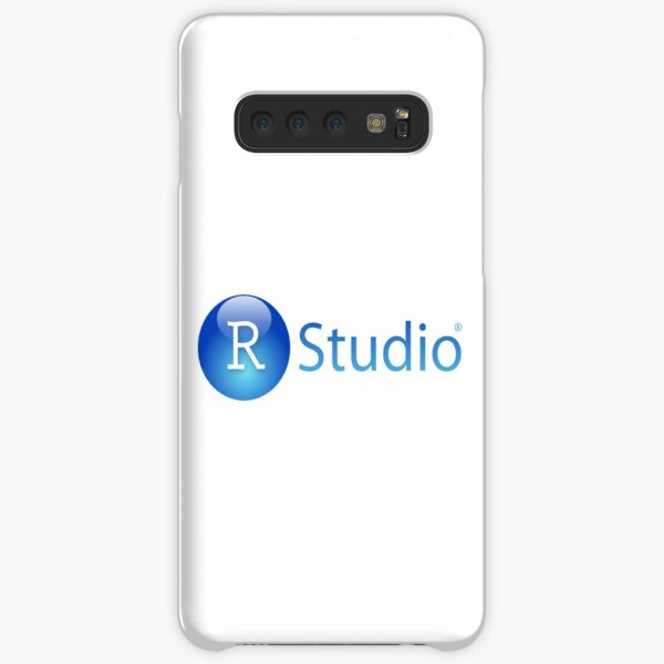 RStudio Logo Samsung Galaxy Snap Case