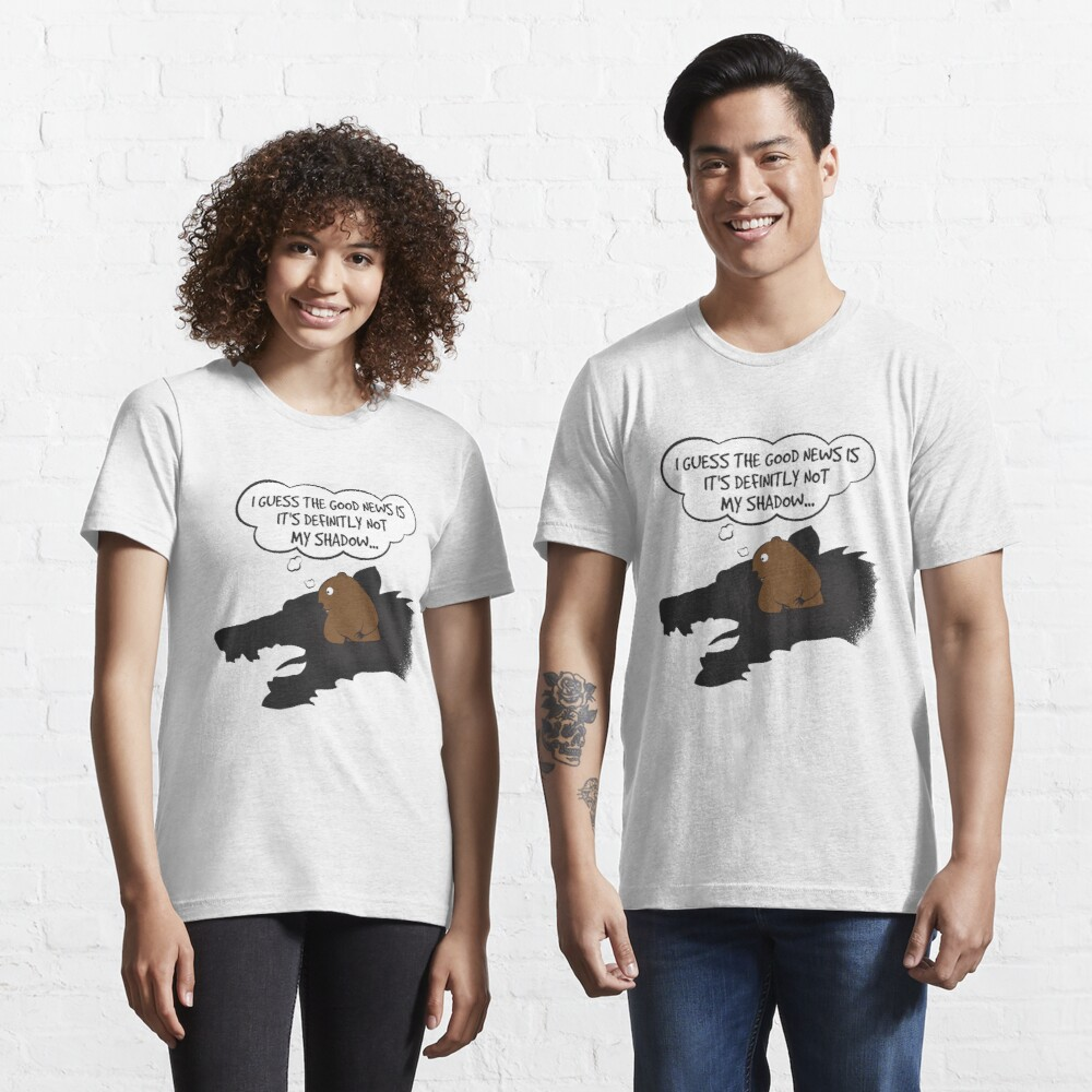 Groundhog Not My Shadow - Groundhog Day Gift Essential T-Shirt