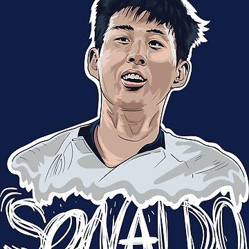 Heung Min Sonaldo by frajtgorski