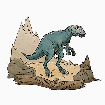 Dino by KristelMallet