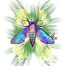 Moth 2 by erreart