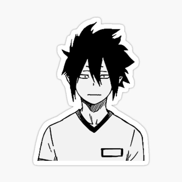 Tamaki Amajiki Sticker