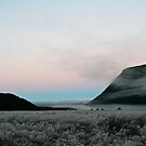Sunrise - Drive to Milford Sound by emerson