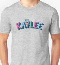 Camiseta ajustada Kaylee - Prom the Musical