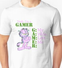 Yeah, I'm a GAMER Slim Fit T-Shirt