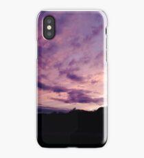 Purple Skies iPhone Case/Skin