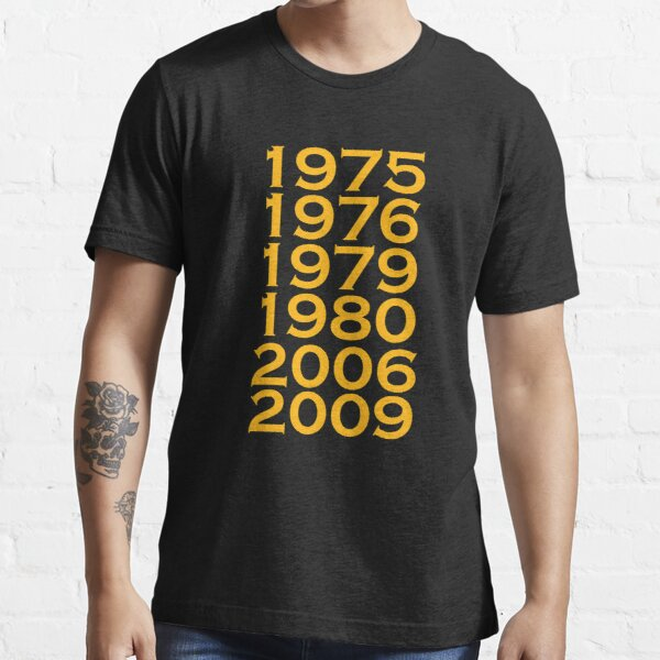Pittsburgh Football Champs Essential T-Shirt