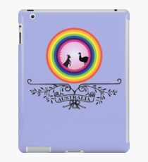 Pride Oz iPad Case/Skin