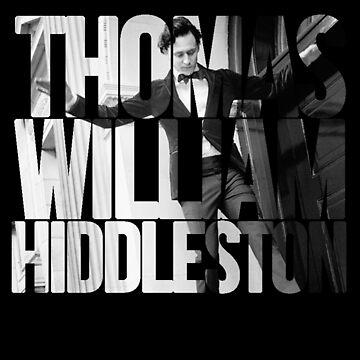 Thomas William Hiddleston by bullet-fuzz