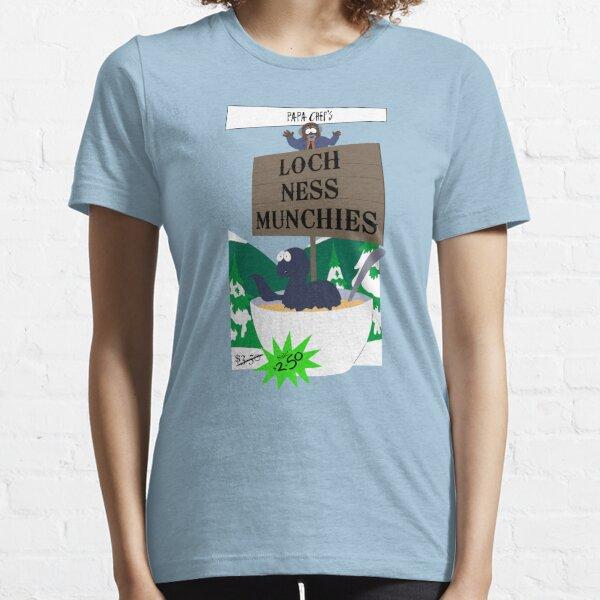 Papa Chef's Loch Ness Munchies Essential T-Shirt