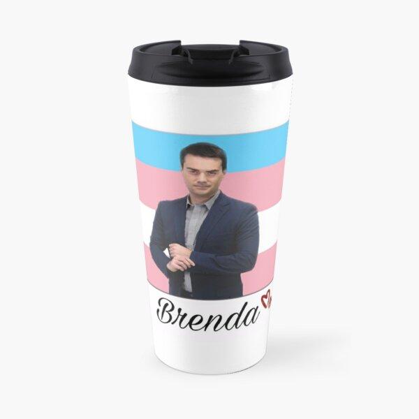 Brenda (Ben Shapiro Transgender Meme) Travel Mug