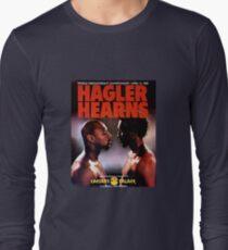 Legendary Boxing Rivaly: Hagler vs. Hearns Long Sleeve T-Shirt