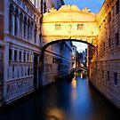 Bridge of Sighs by John Wallace