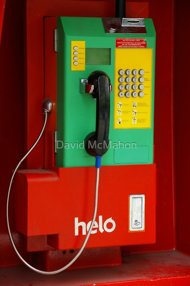 Don't Tell Me About YOUR Hang-Ups by David McMahon