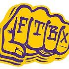 « FTBX Tattooed Fist » par FtbxSk8Zine