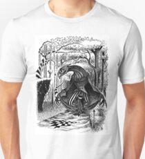 The Jabberwocky Again Unisex T-Shirt