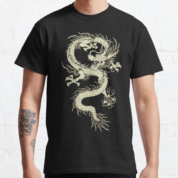 OR CHINOIS DE DRAGON T-shirt classique