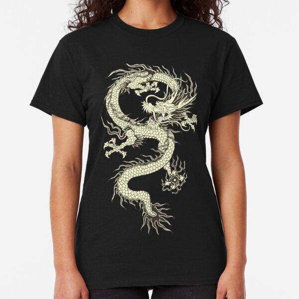 CHINESE DRAGON GOLD Classic T-Shirt