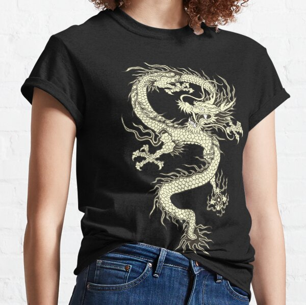 CHINESE DRAGON GOLD Classic T-Shirt