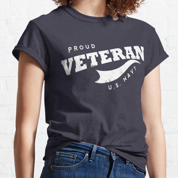 Proud Veteran | NAVY Classic T-Shirt