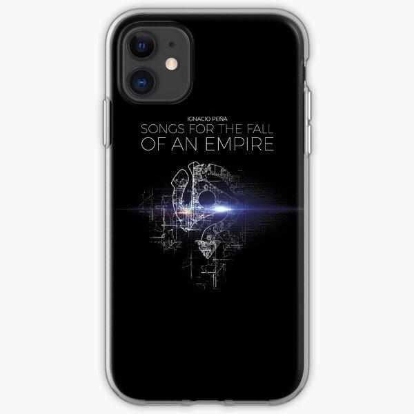 Ignacio Peña - Songs for the Fall of an Empire - Official Merchandise iPhone Soft Case