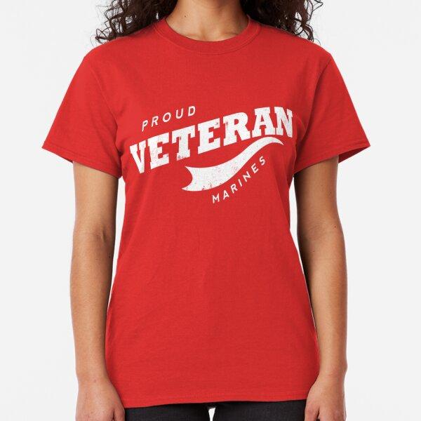 Proud Veteran | Marines Classic T-Shirt