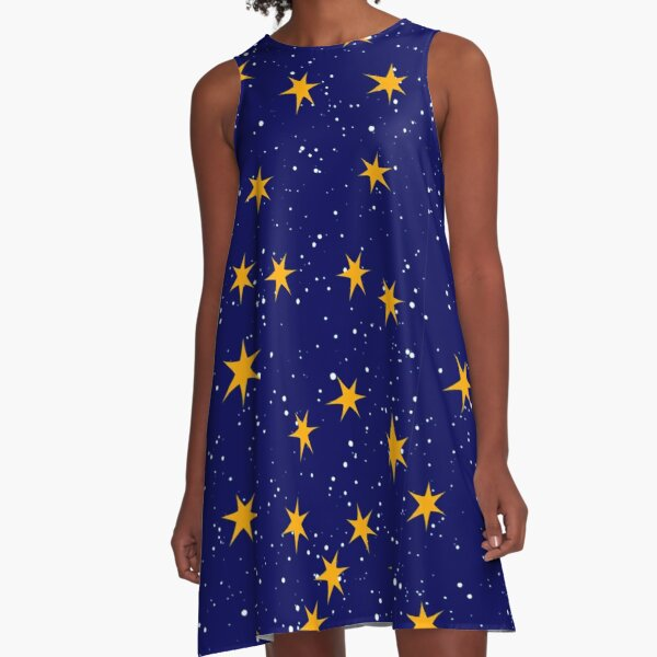 Cup full of stars A-Line Dress
