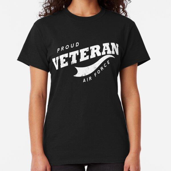 Proud Veteran | Air Force Classic T-Shirt