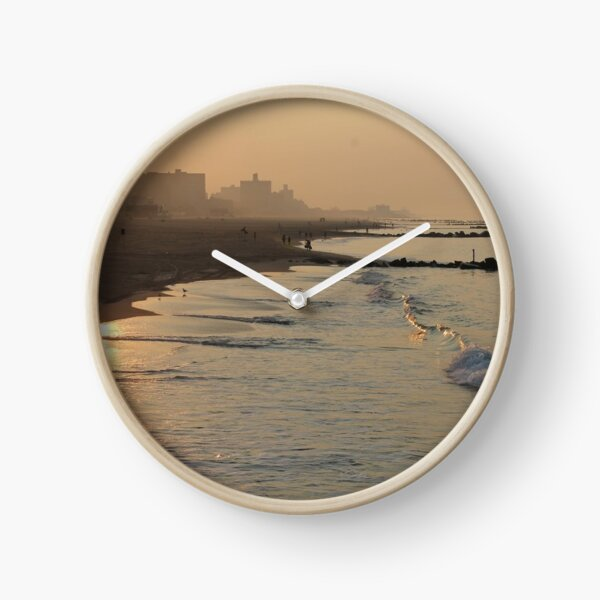 #water #beach #sunset #sea #landscape #reflection #dusk #sand #seascape #lake #horizontal #watersedge #nopeople #sunrisedawn #sun #sunny Clock