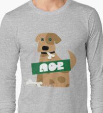 SquidForce Splatfest Dog Long Sleeve T-Shirt