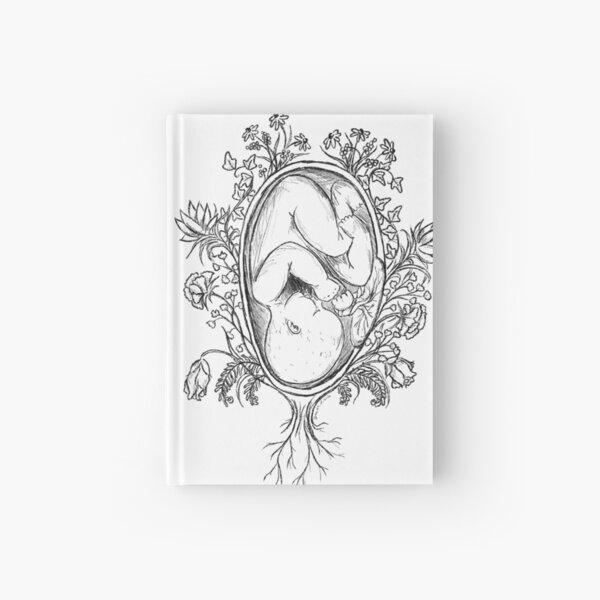 Womb Garden Hardcover Journal