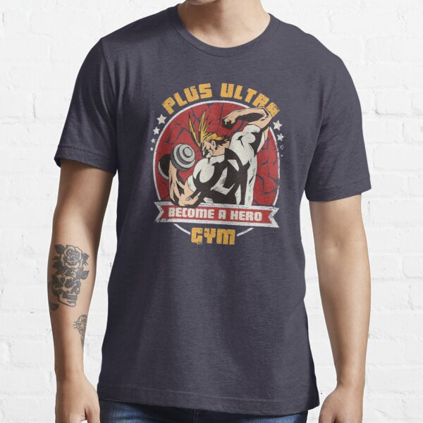 Plus Ultra Gym Essential T-Shirt